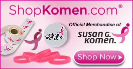 ShopKomen.com Now!